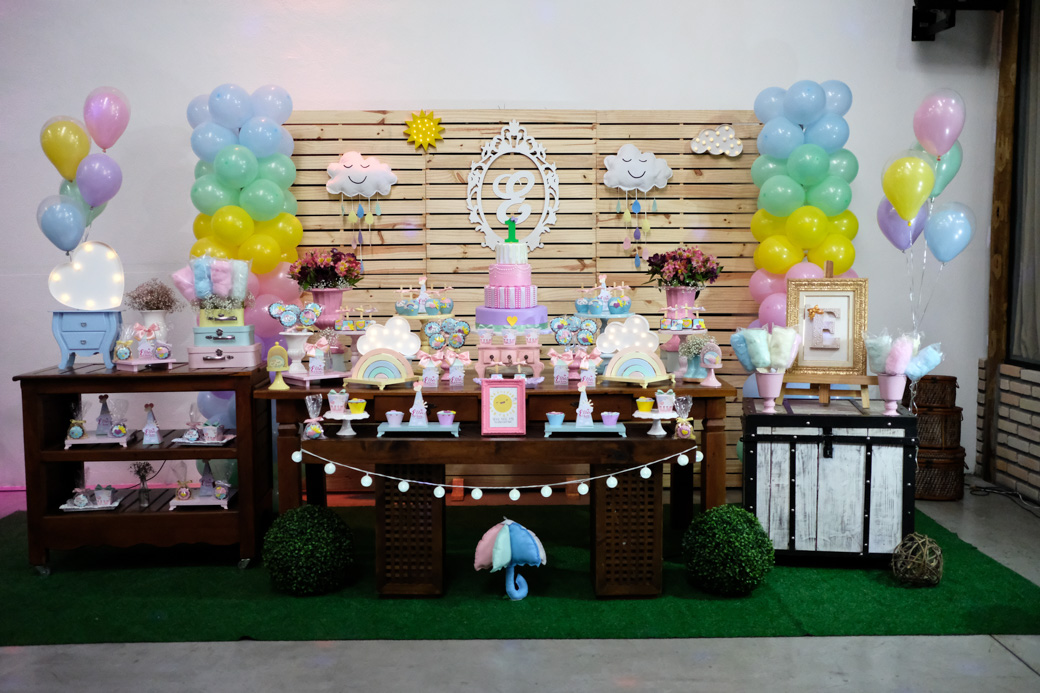 Buffet Espaço Jack Kingdom Santo André Aniversario infantil guarulhos sao paulo camila kobata 1ano Elisa