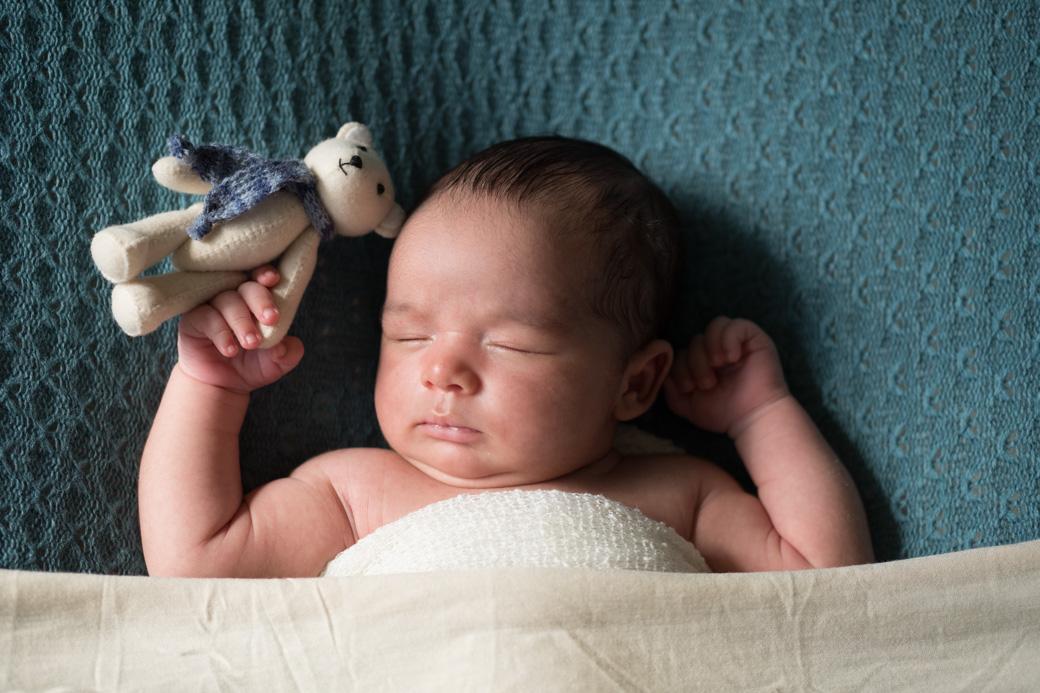 newborn fotografia recem nascido Bernardo