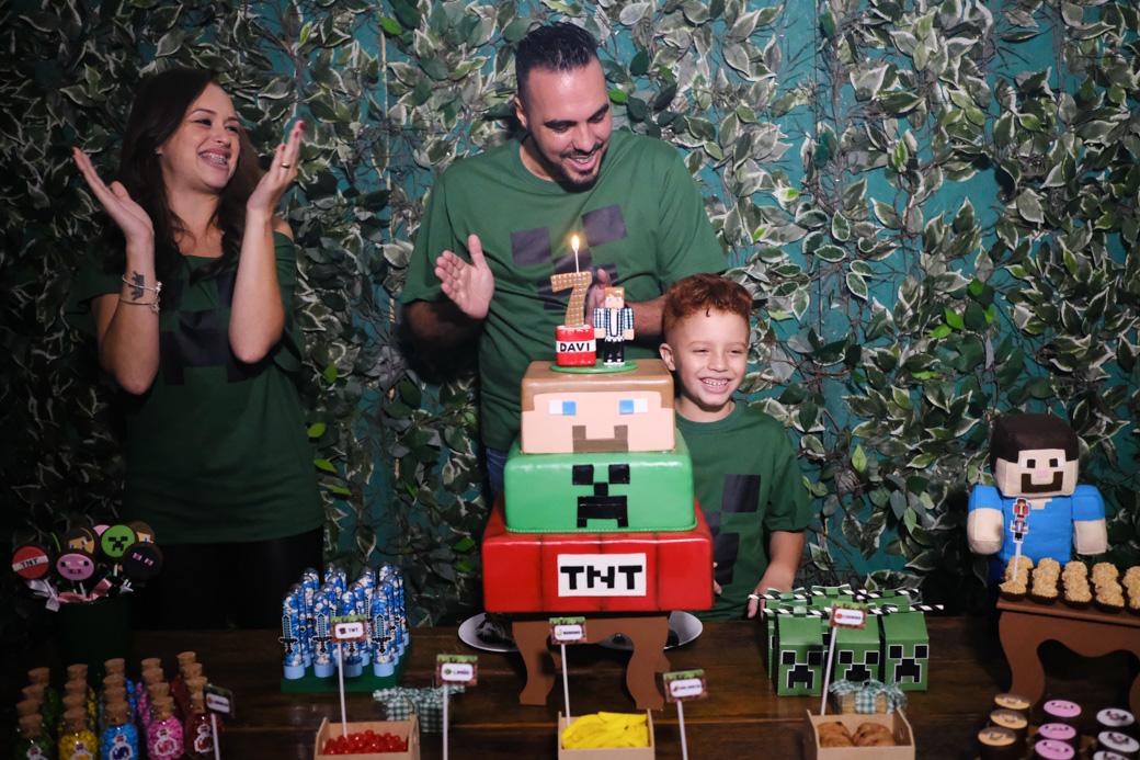 aniversario infantil Davi 7anos Buffet Meleca fotografia infantil Camila kobata