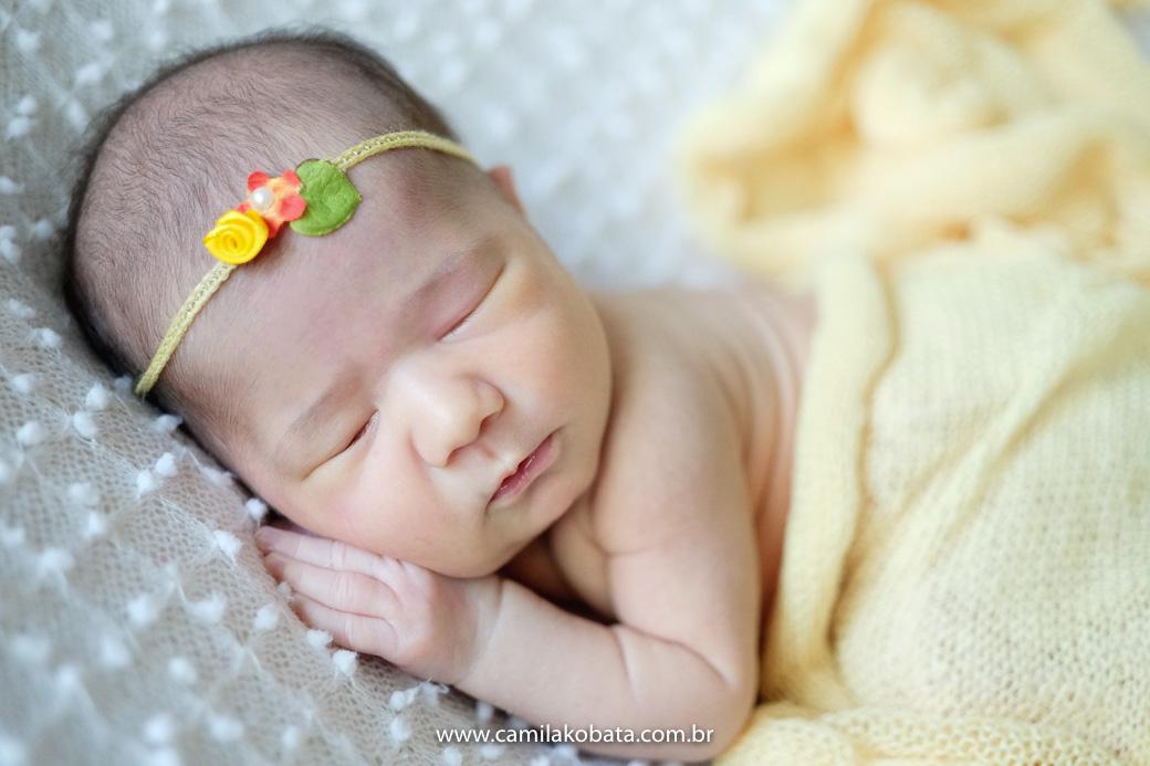 fotografia infantil newborn recem nascido camilakobata isabella