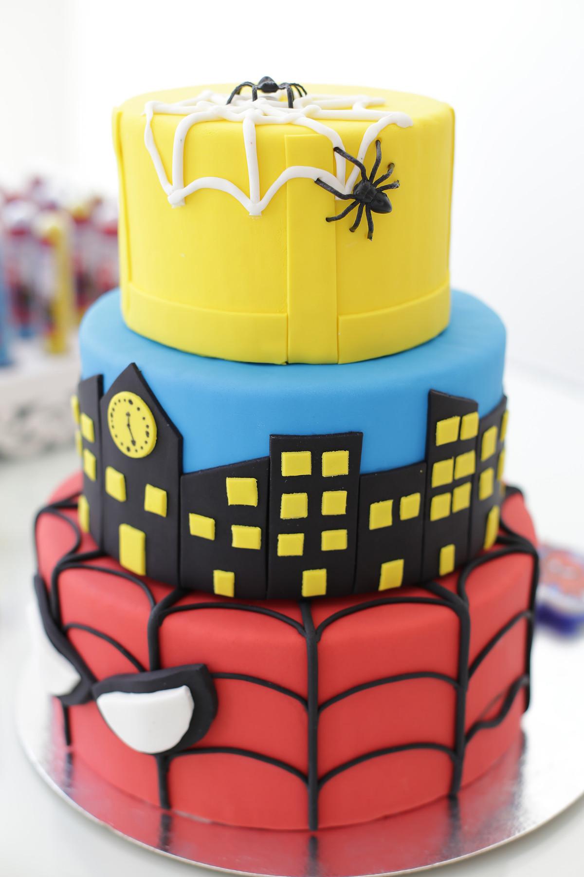 decoração aniversário Homem Aranha Camila São Paulo fotografia