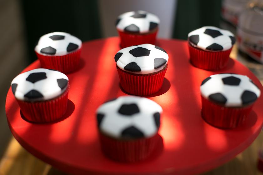 decoração são paulo futebol aniversário