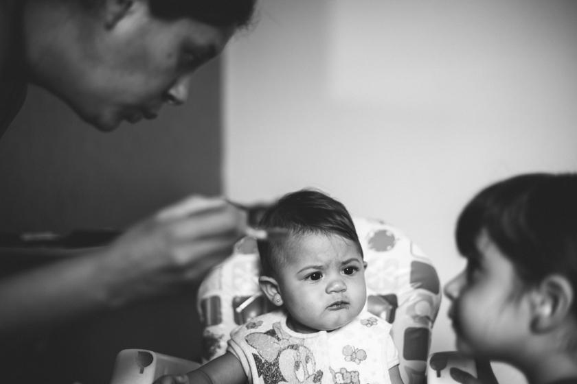 Foto de Mariana 8 meses
