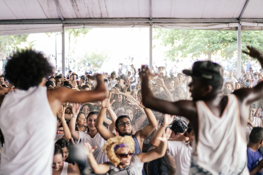 Trilhas Pedro Borel Comunidade da Graça Projeto MAG CamilaKobata Camila Kobata fotografia Guarulhos Carnaval Samuel Mendonça Bosque Maia