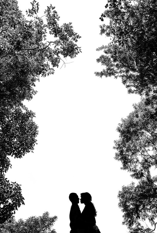 Foto de Rafael e Nathalia