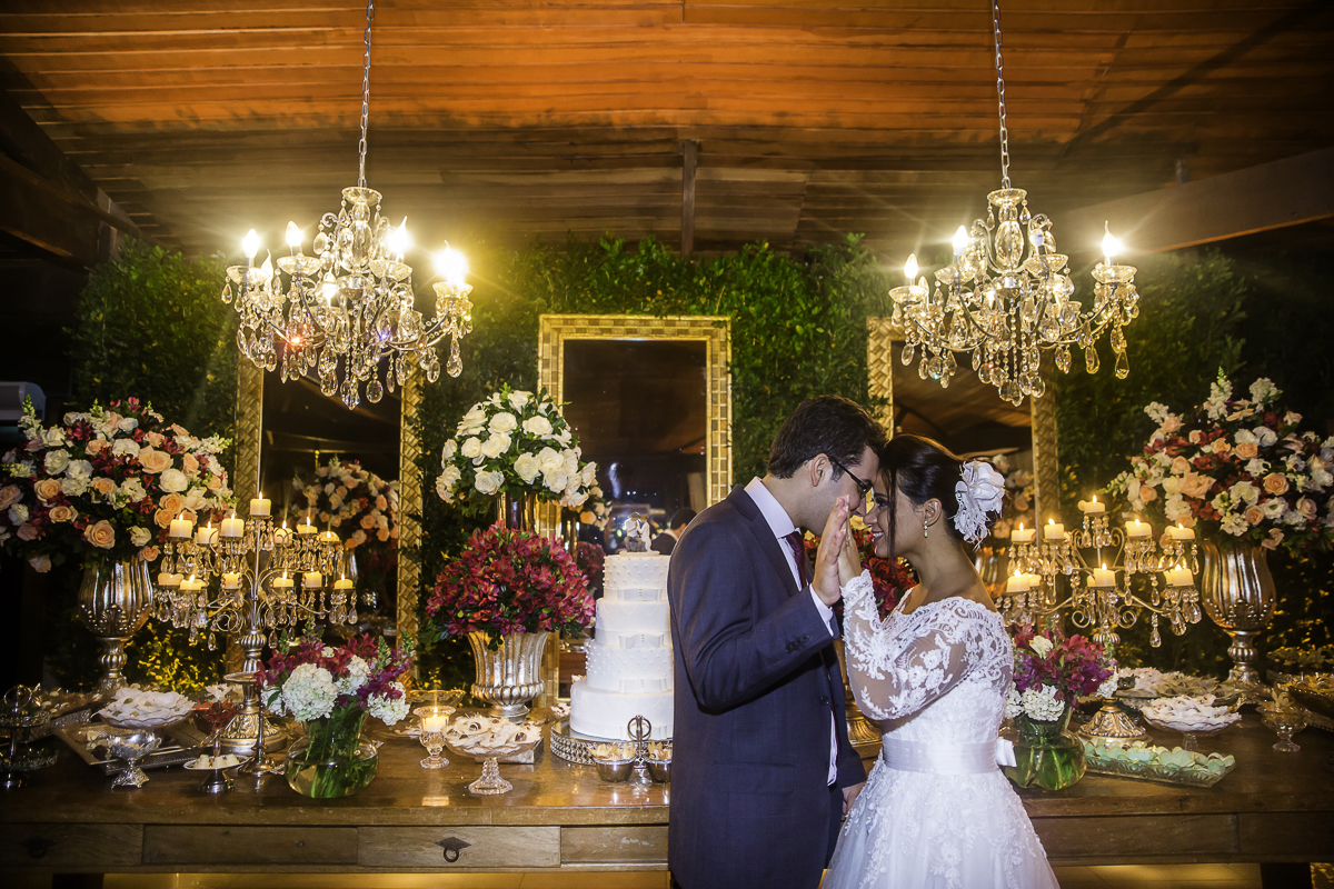 Foto de Casamento Vanessa e Cléfer