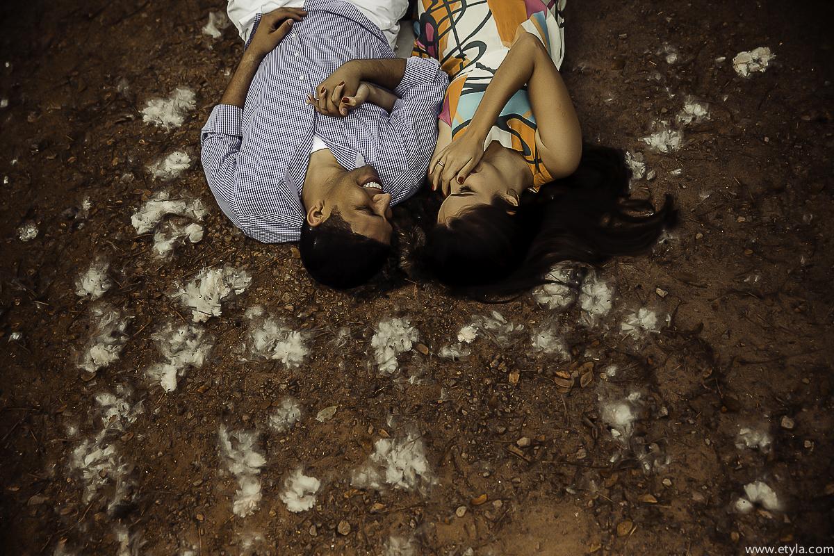 Foto de Gaby e Diogo