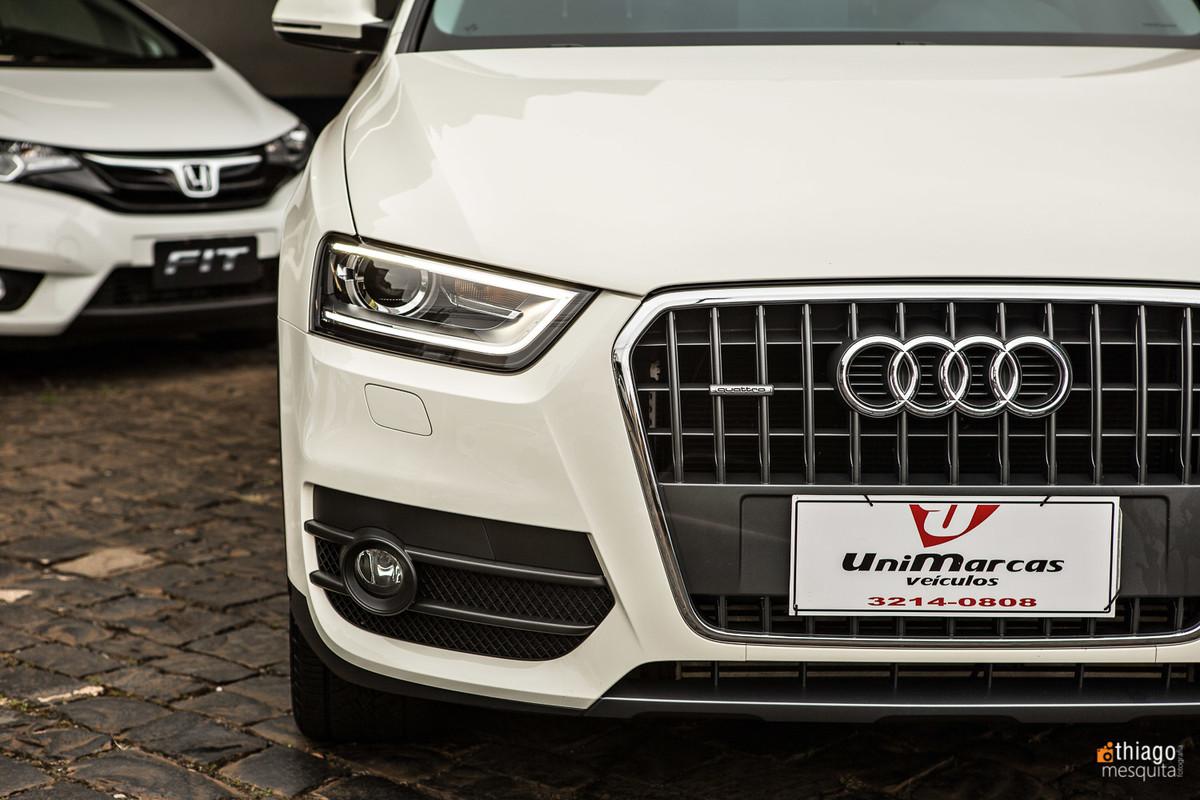 unimarcas veículos de luxo em uberlandia - Albemar Martins- Audi