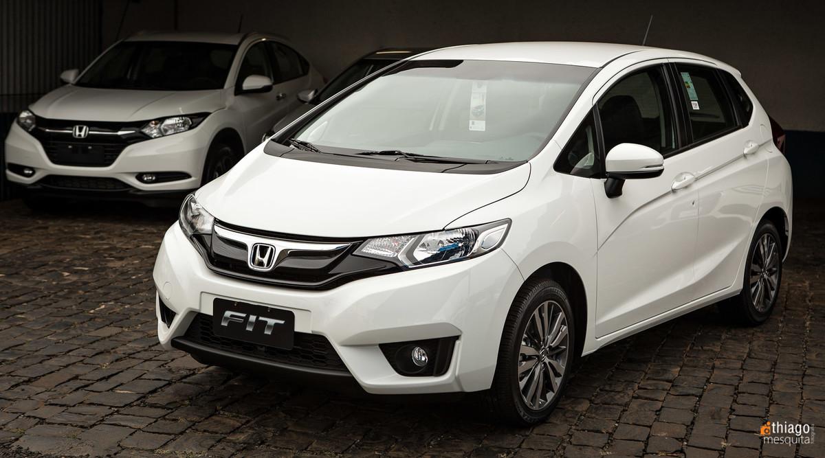unimarcas veículos de luxo em uberlandia - Albemar Martins - Honda Fit