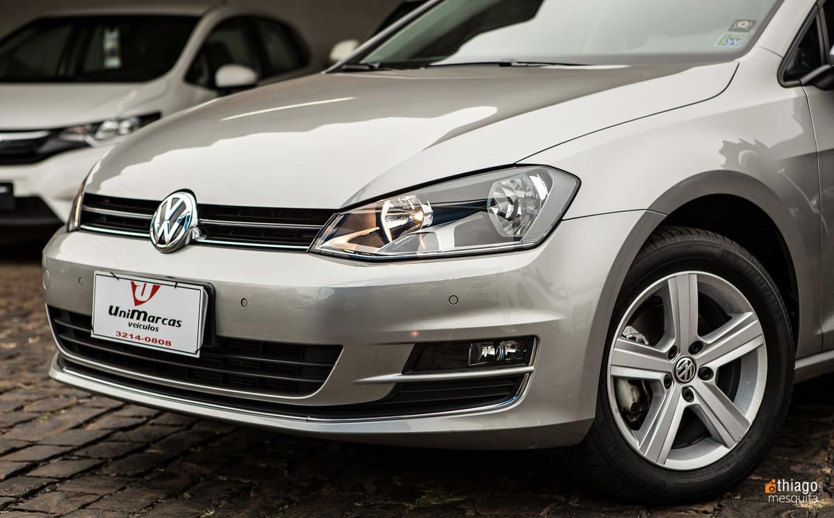 unimarcas veículos de luxo em uberlandia - Albemar Martins - Volkswagen Golf