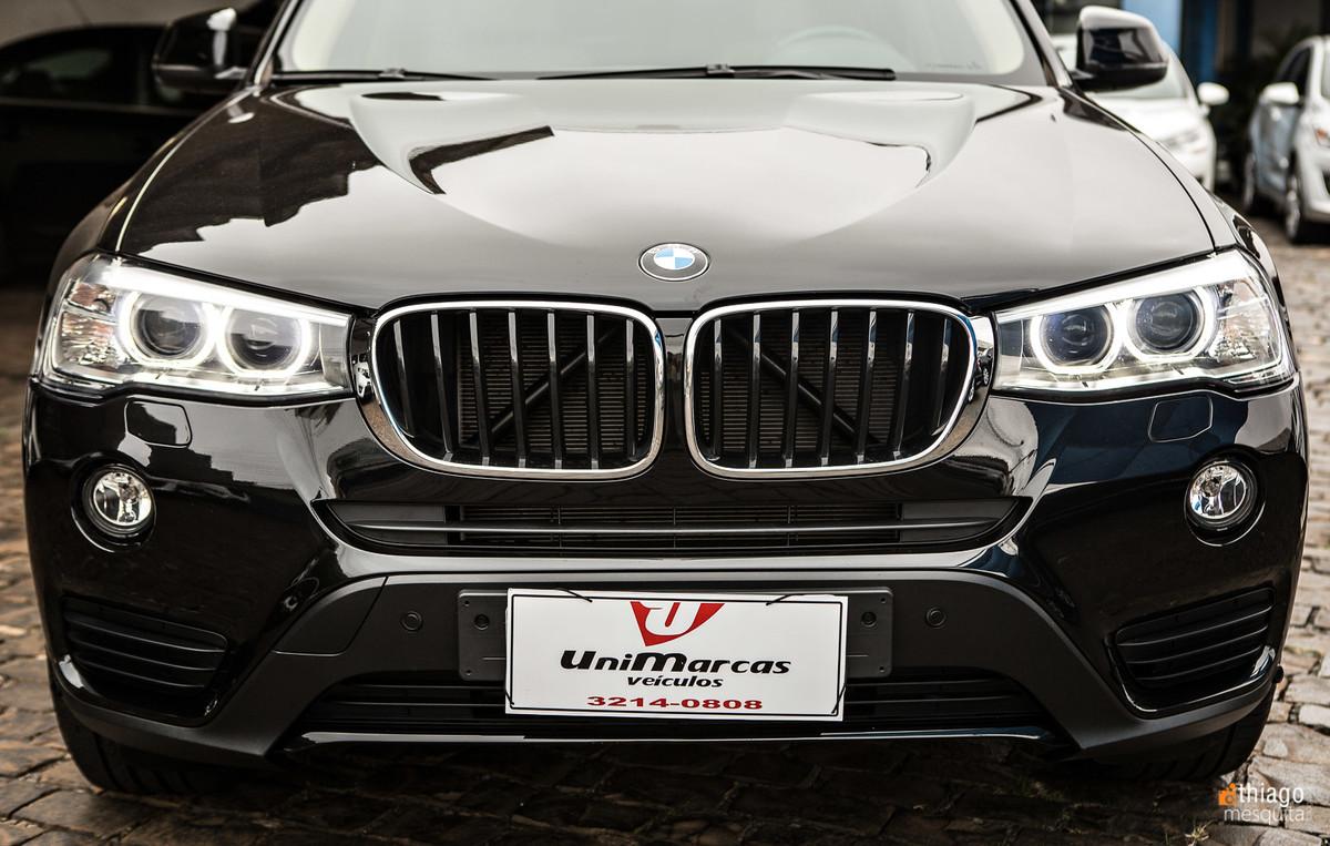 unimarcas veículos de luxo em uberlandia - Albemar Martins - BMW X