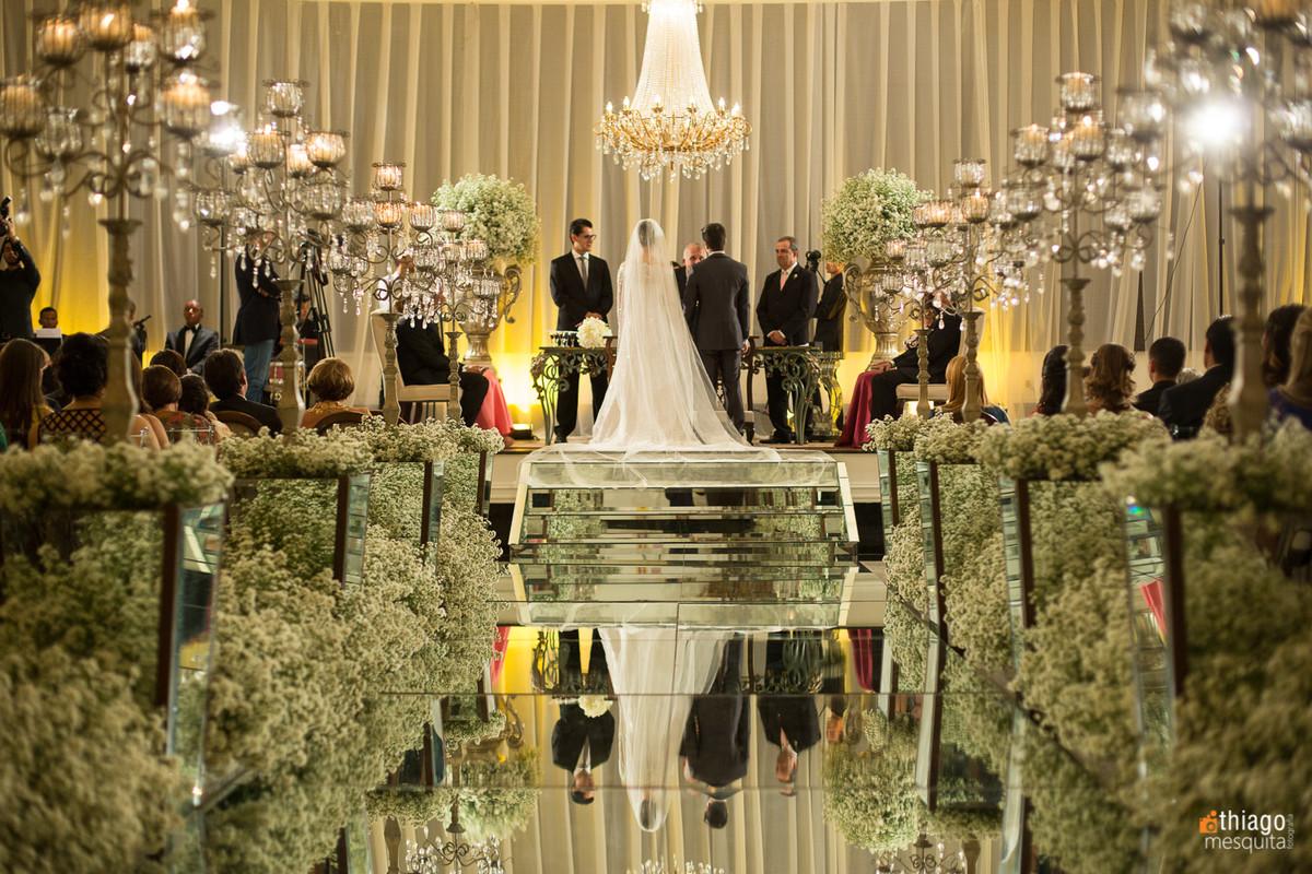 Cerimônia de Casamento em Brasilia, pelo Fotografo de Uberlândia Thiago Mesquita