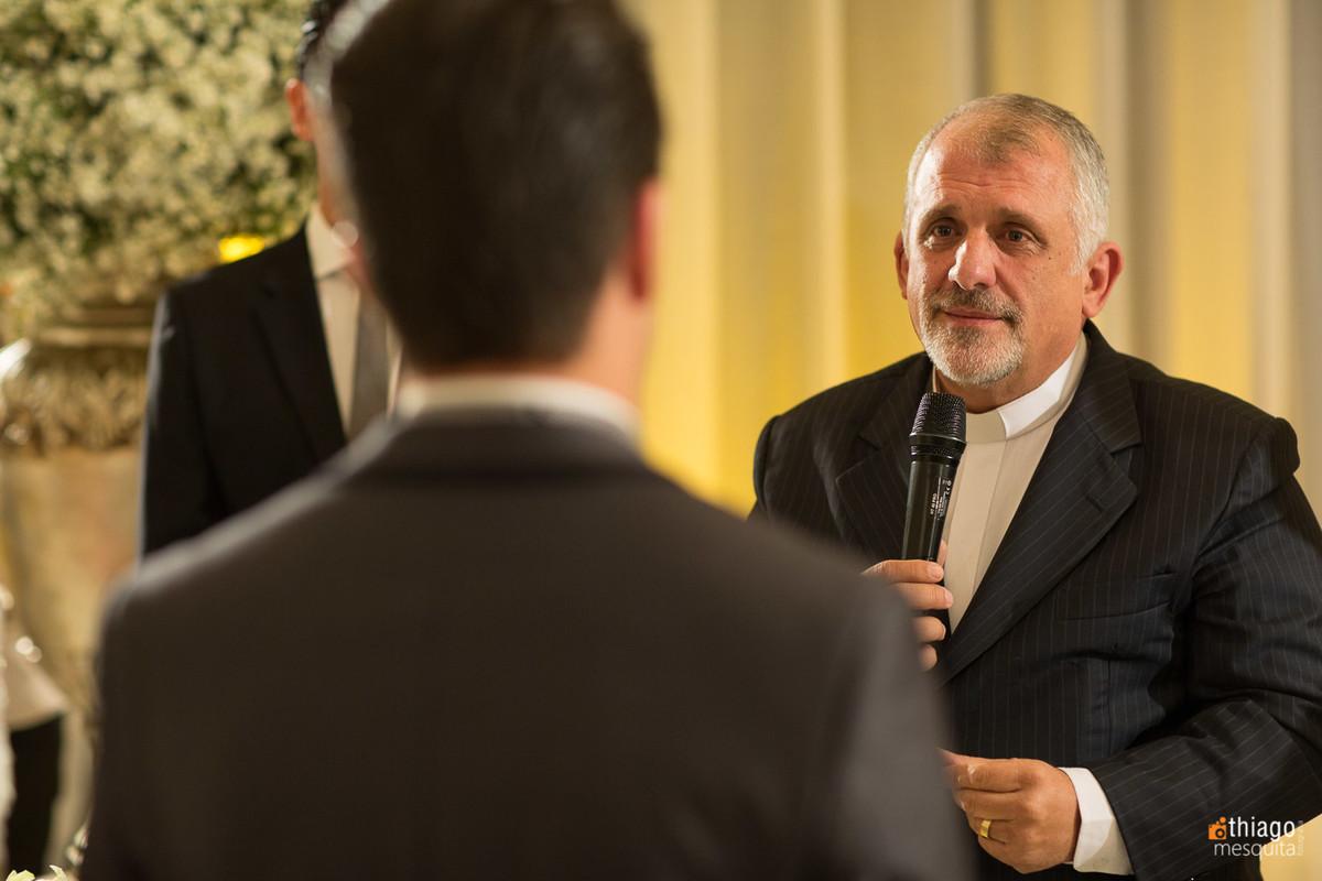 Cerimônia de Casamento, pelo pastor Paulo Jr. em Brasilia DF