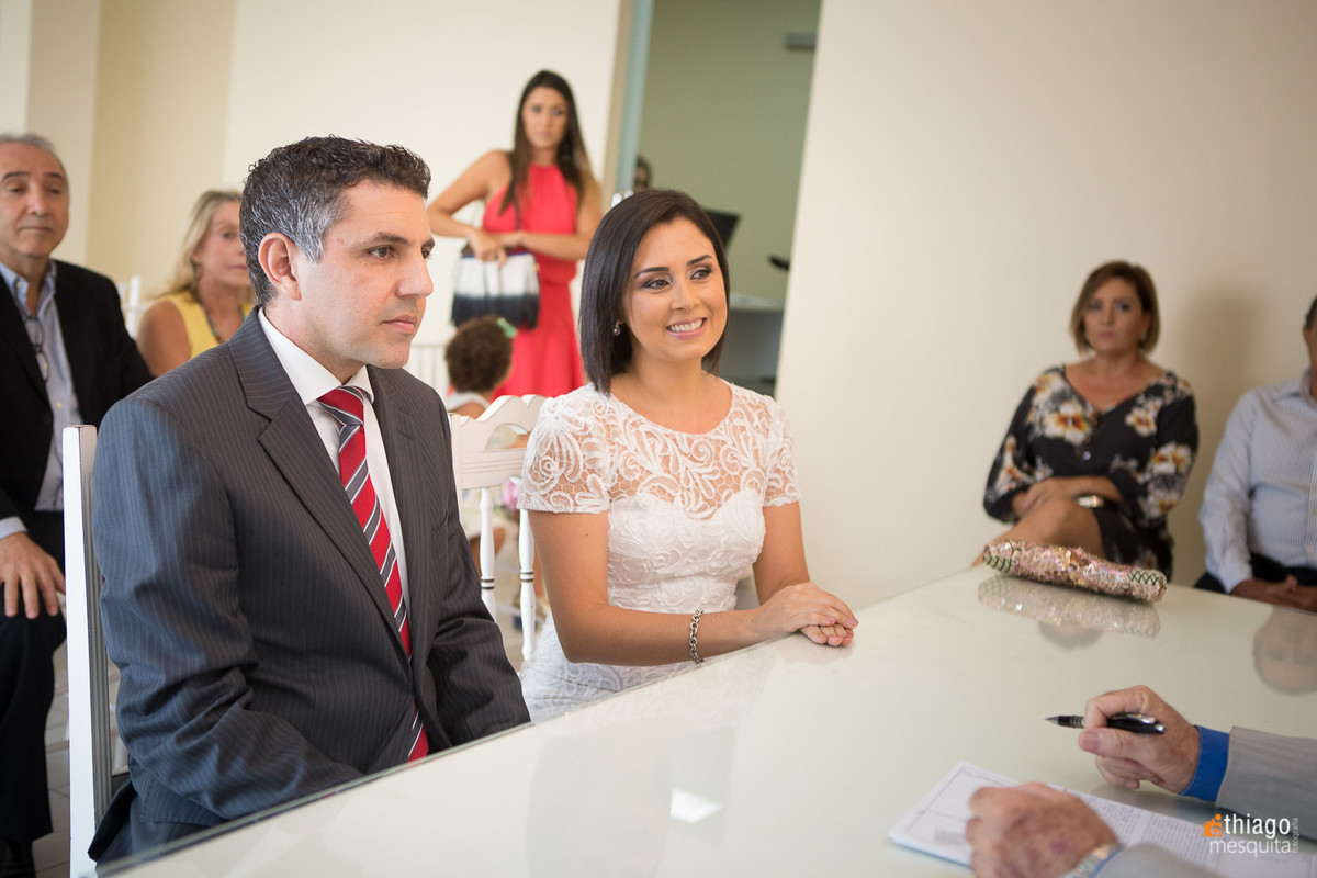 Casamento civil no cartorio de Uberlândia