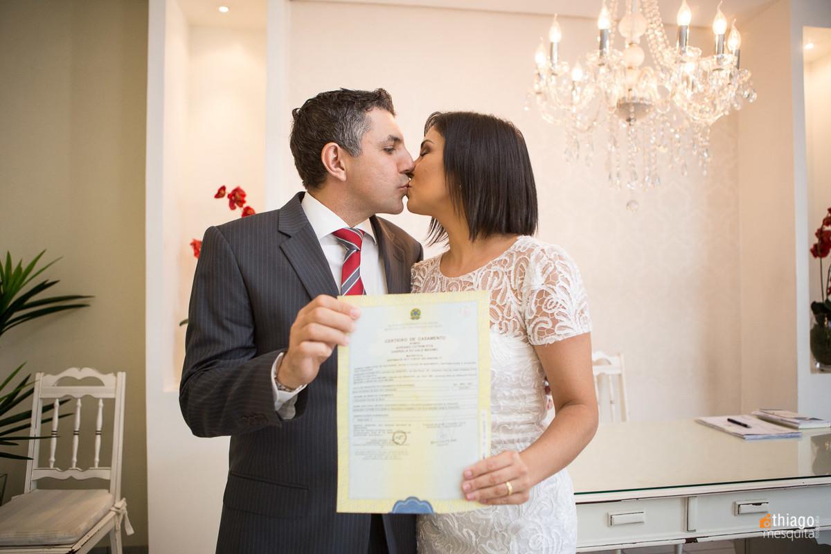 Fotografia de Casamento Civil