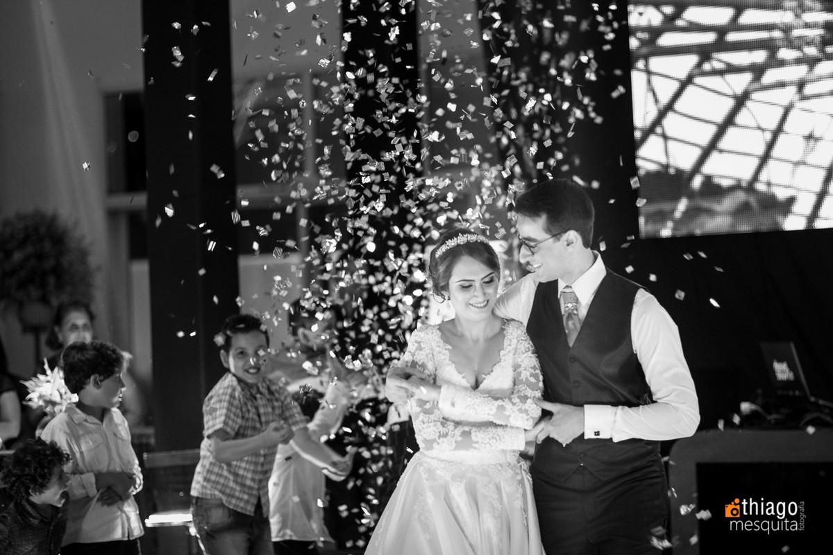 Festa de casamento no Salão de eventos CDL Convenções
