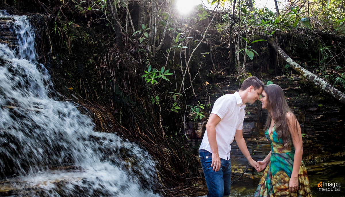 prewedding em cachoeira