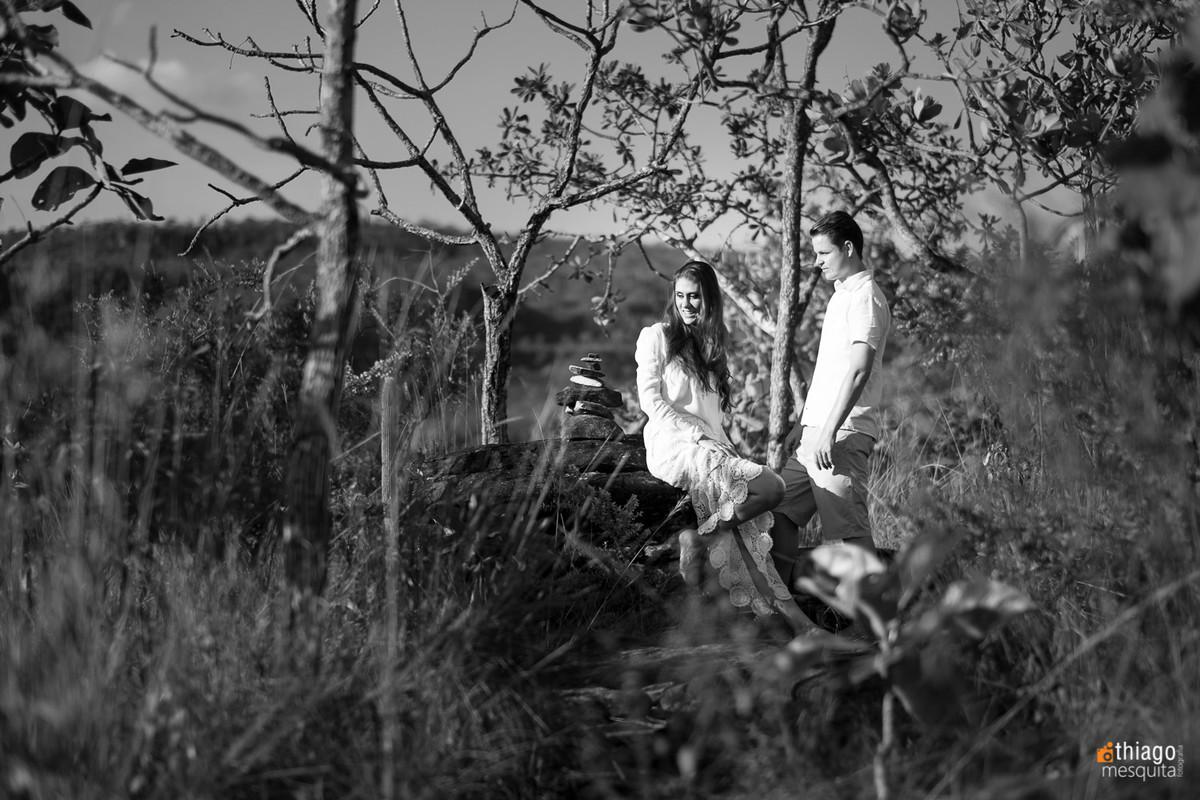 prewedding no cerrado de pirenopolis