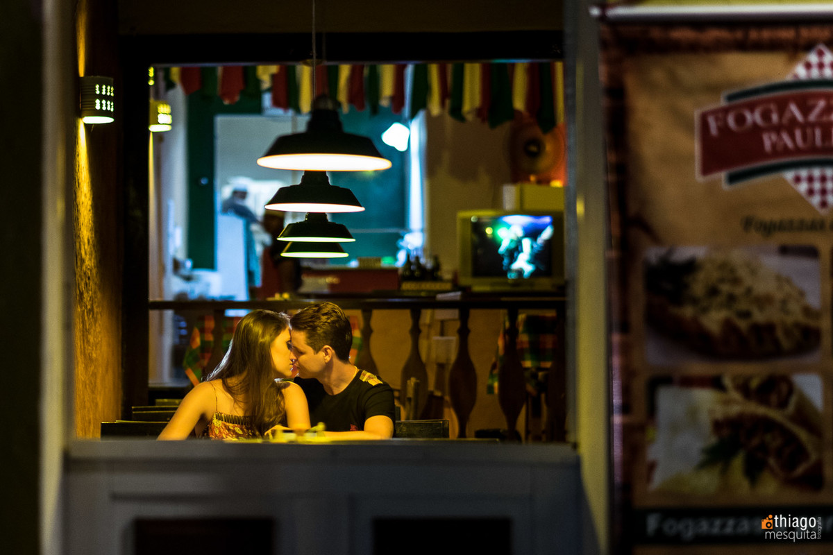 pizzaria em pirenopolis - fotos de casal