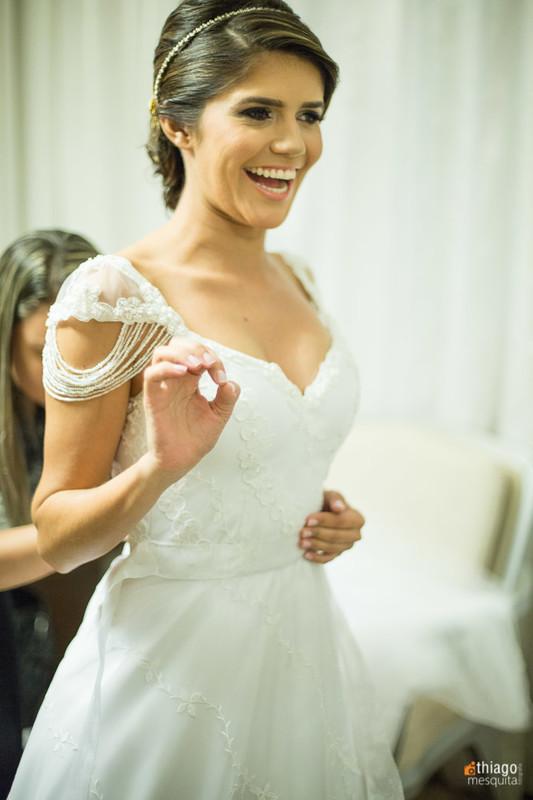 Making of noiva em Itumbiara - Estúdio Eva de Deus