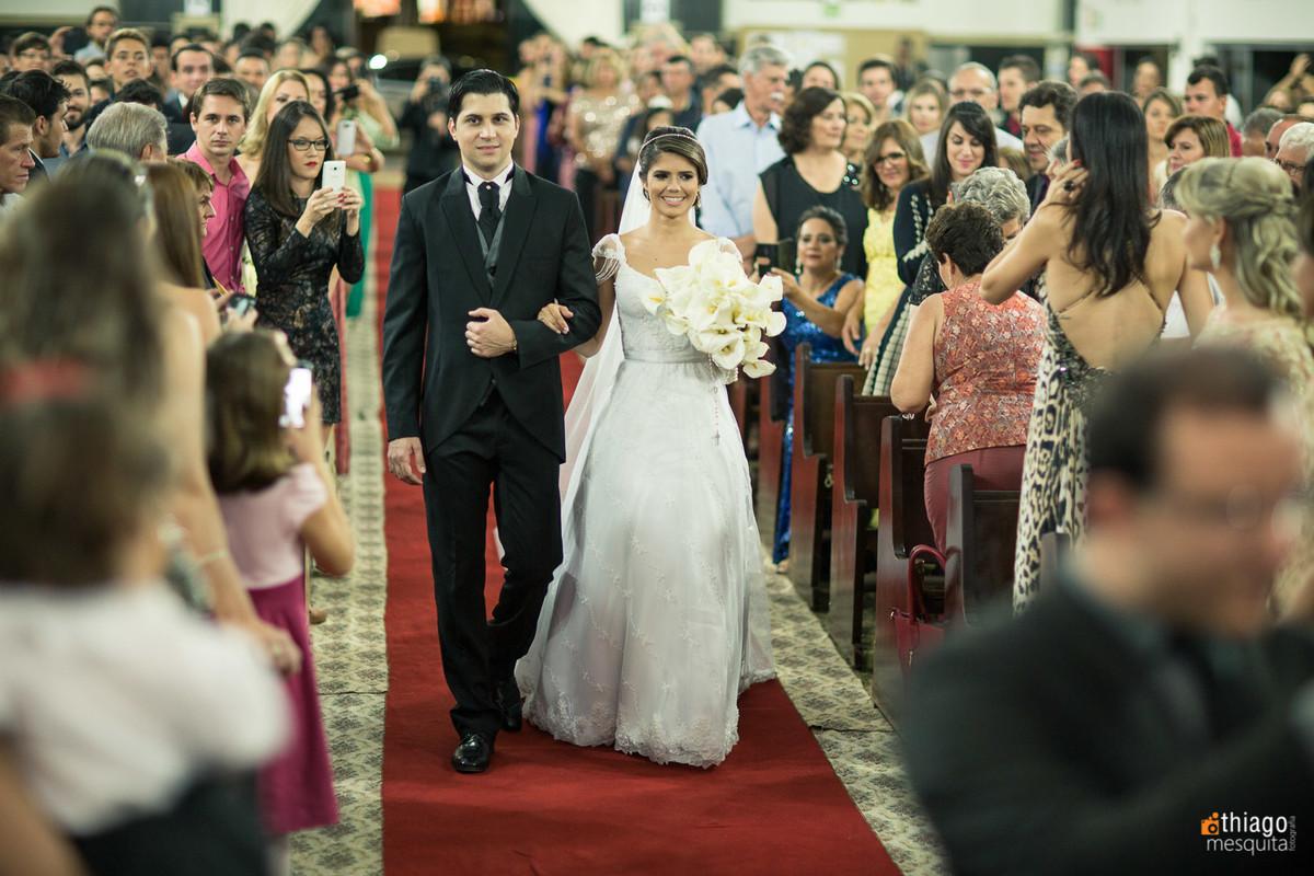 Casamento na Igreja Matriz em Itumbiara - GO
