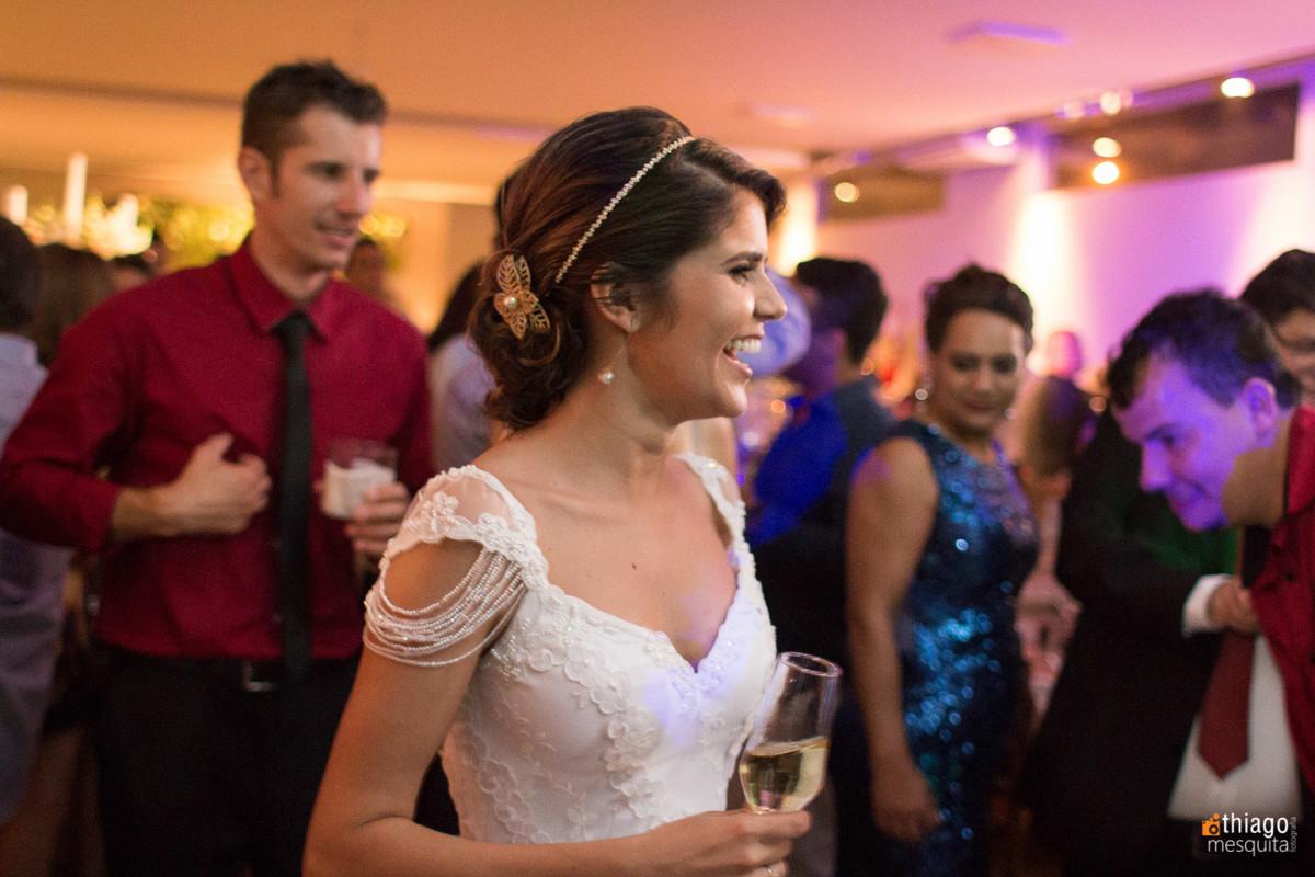 pista de dança em casamento