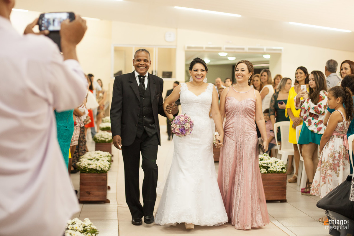 Casamento na igreja Ramo Frutífero em Uberlândia