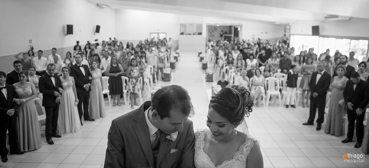 Casamento na Igreja Ramo Frutífero - Pastor Pr Francisco