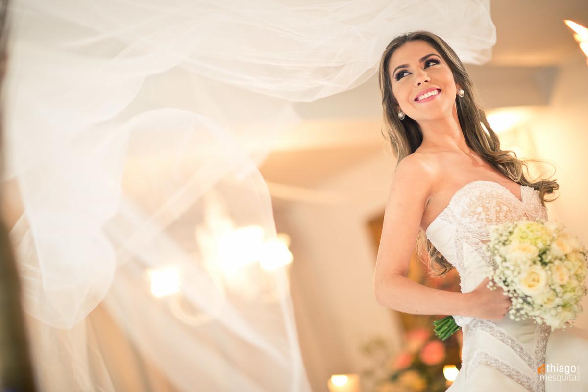 Véu de noiva - Uberlândia MG - Lena atelie