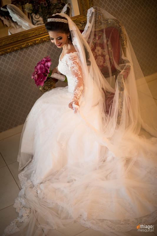 vestido de noiva em Uberlandia