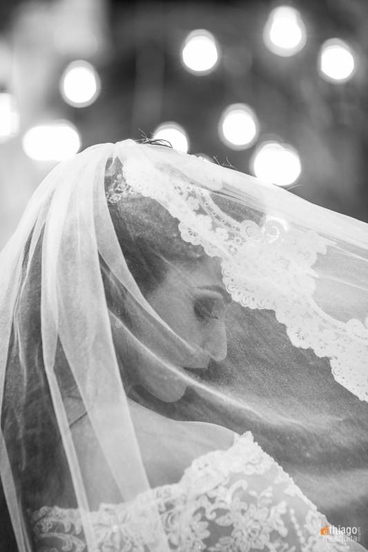 véu de noiva - fotografia de casamento