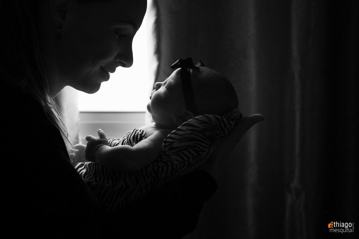 newborn silhueta - silhouete