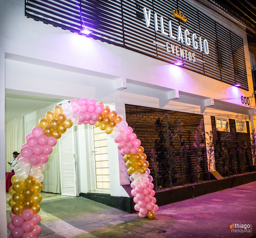 Villaggio Eventos. Aniversario