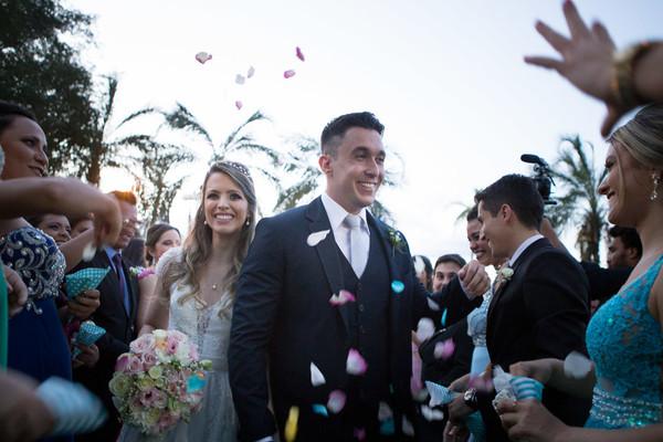 Casamento de Sacha e Davi
