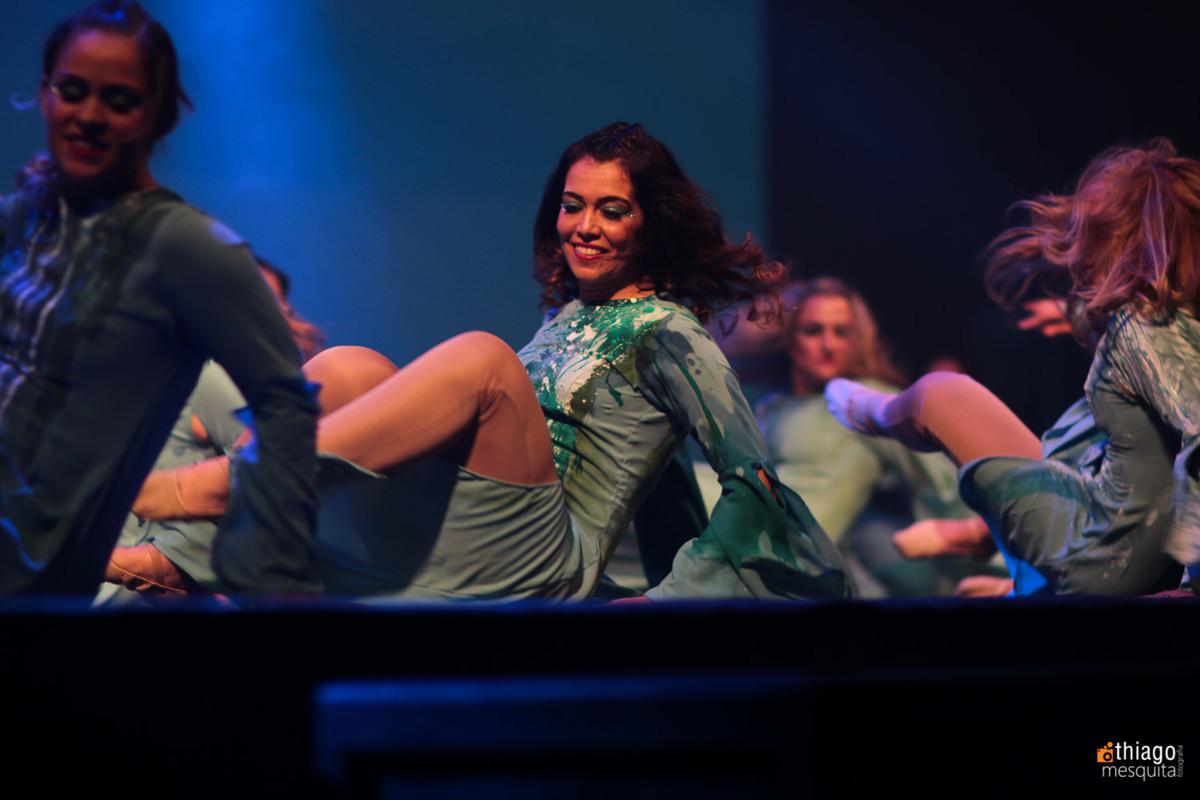 dança e teatro mulheres águias 2016 sorrizo