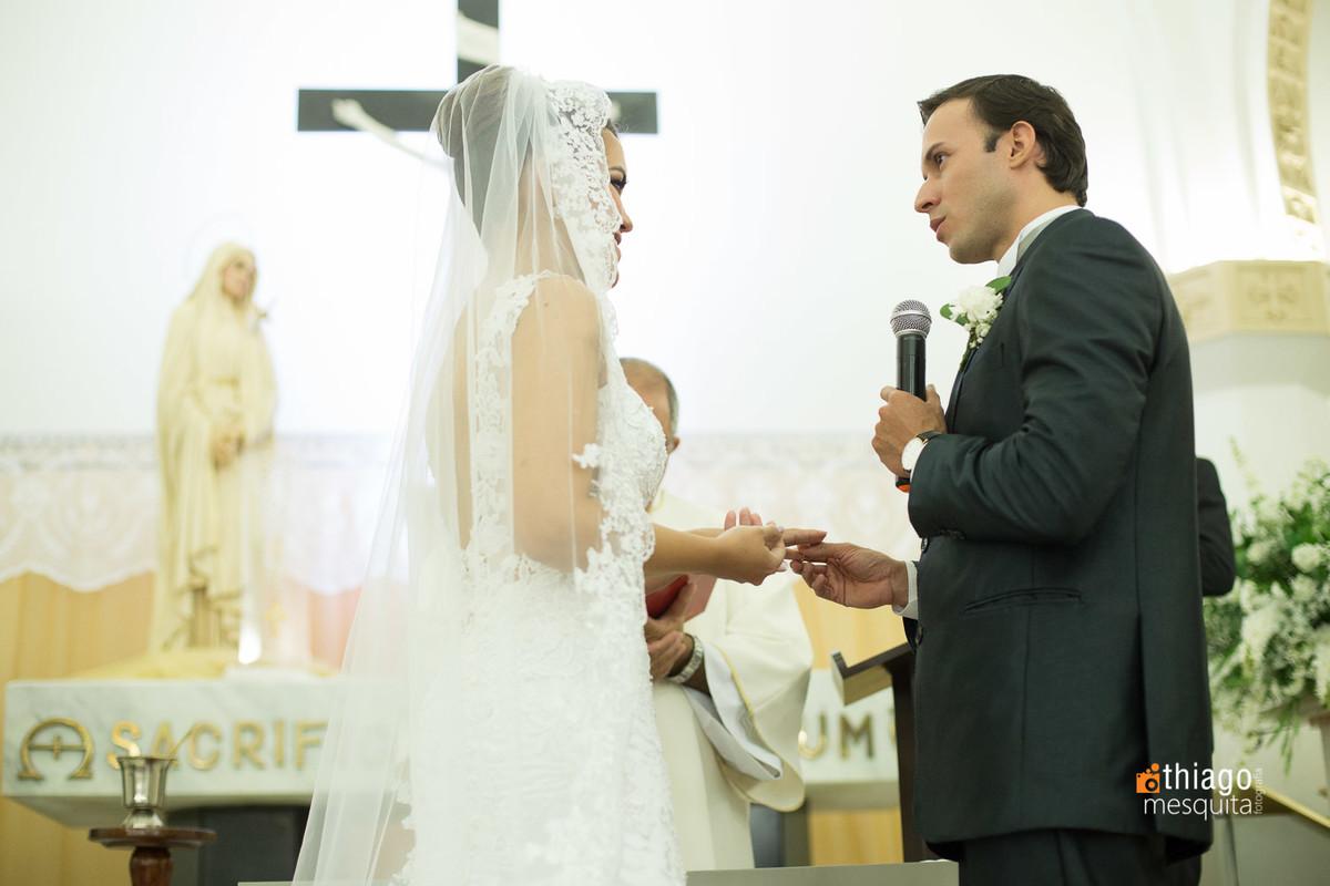 cerimonia de casamento católica