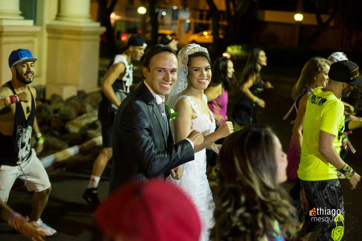 uberlandia dança com os noivos
