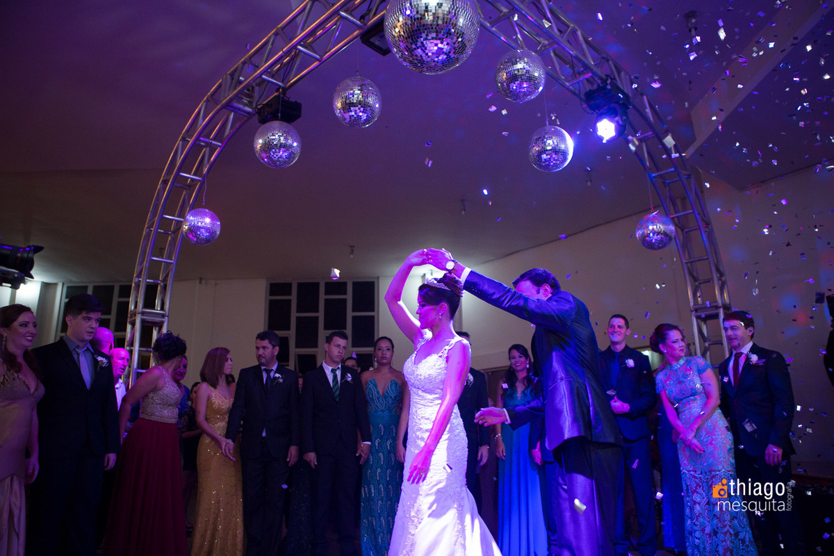 valsa em casamento