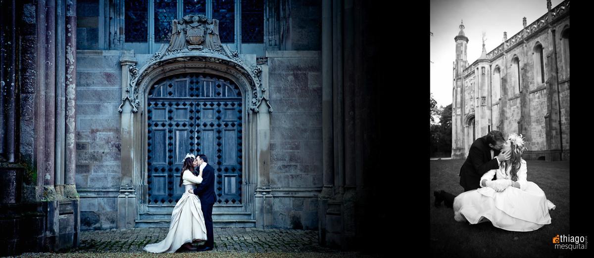 Bournemouth - UK castle - wedding