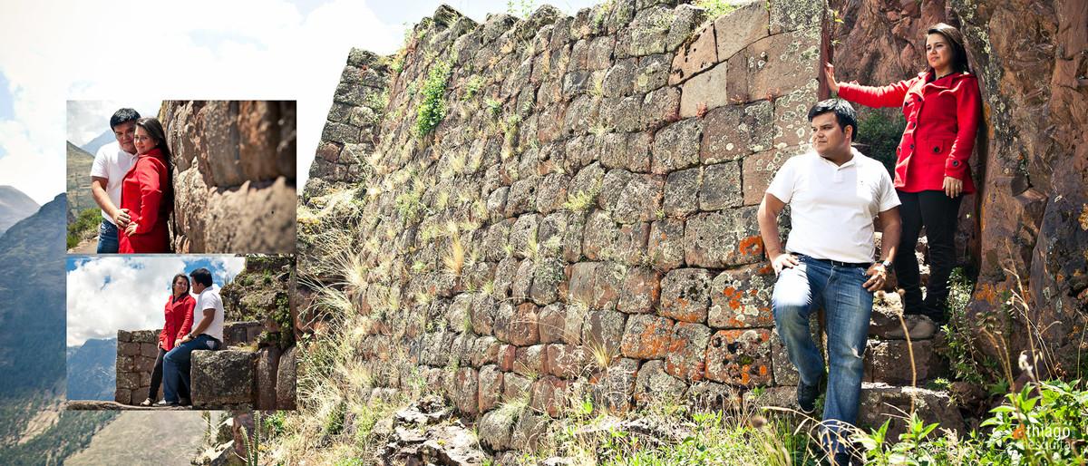 casamento no destino no perú