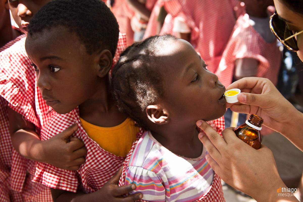 atendimento médico em moçambique dondo pela ong missão áfrica