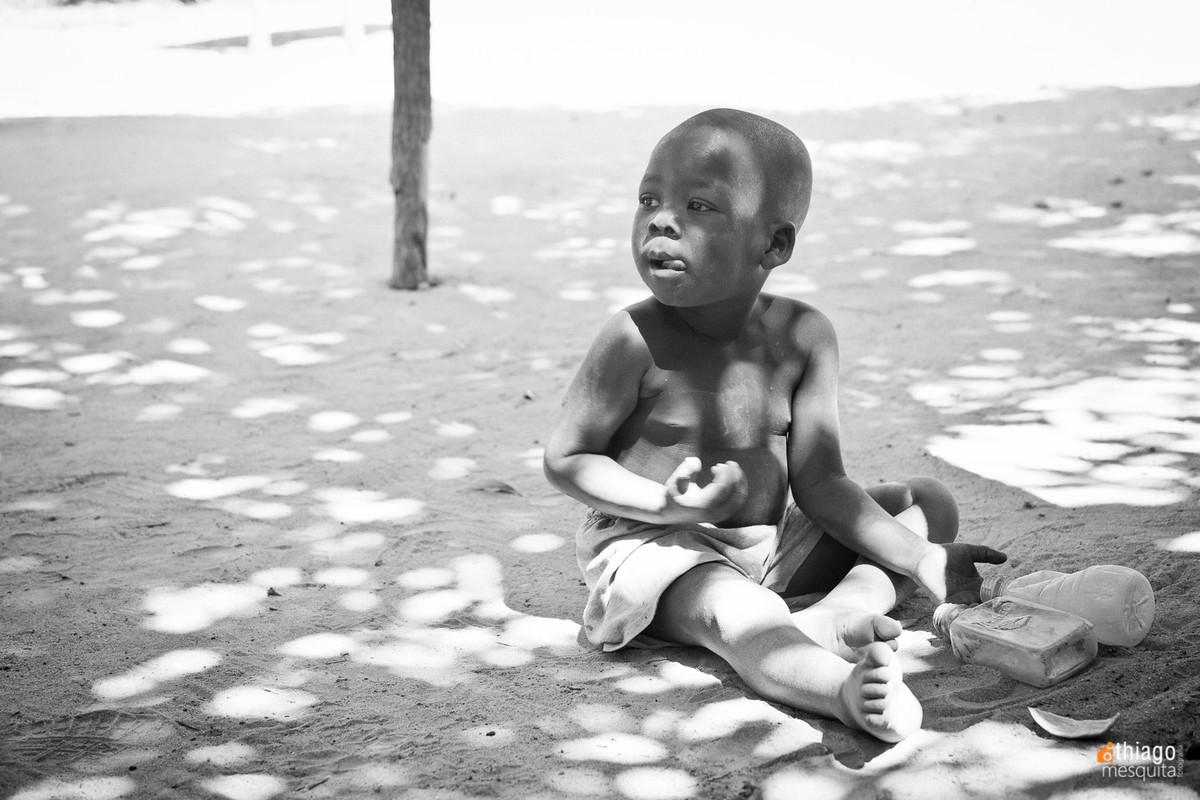 criança africana african child