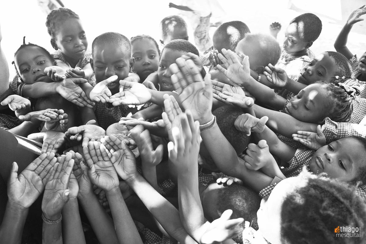 missão africa ong atendendo aos necessitados