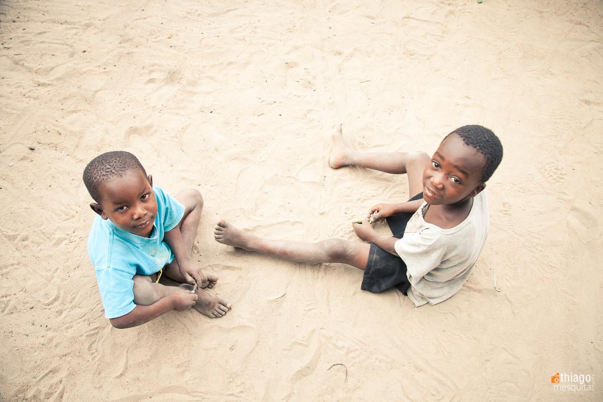 criança africana - african child