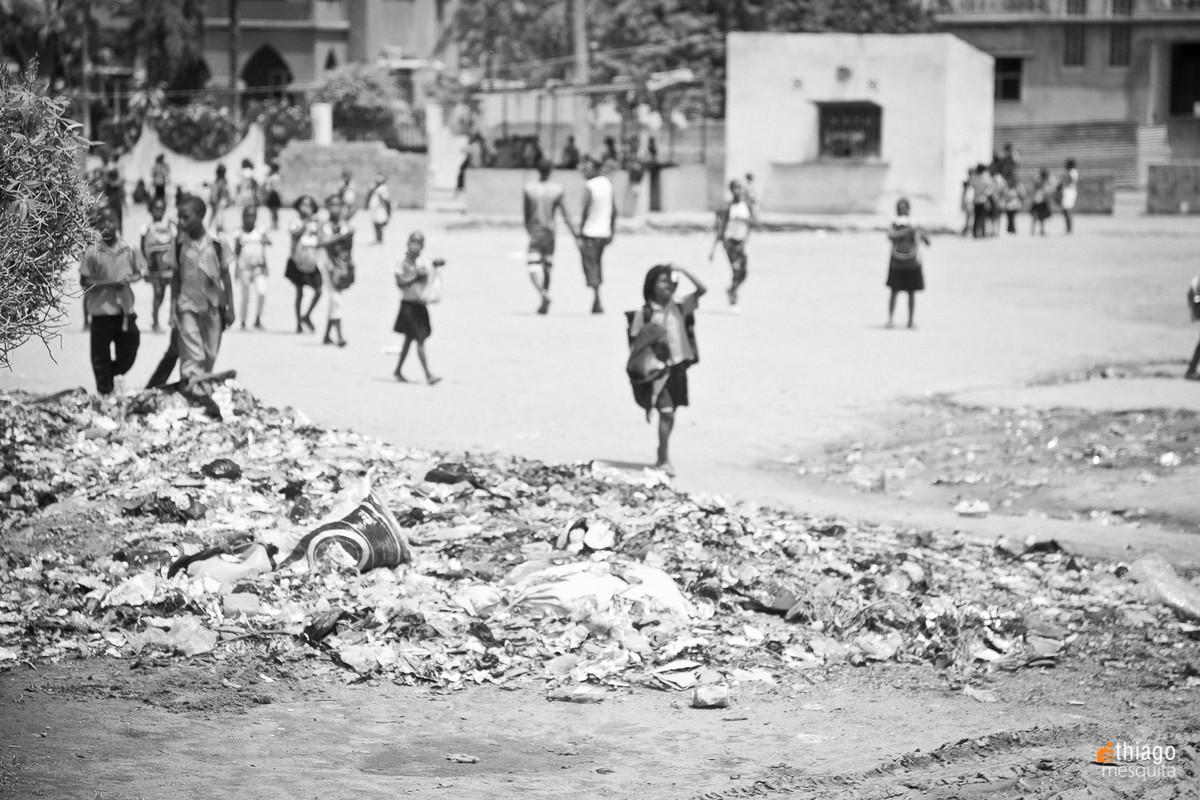 pobreza na áfrica em moçambique Maputo