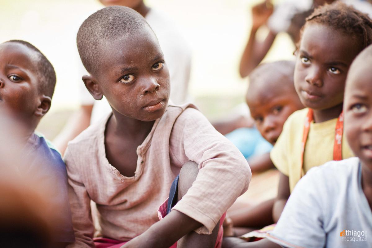 criança africana negra - black child