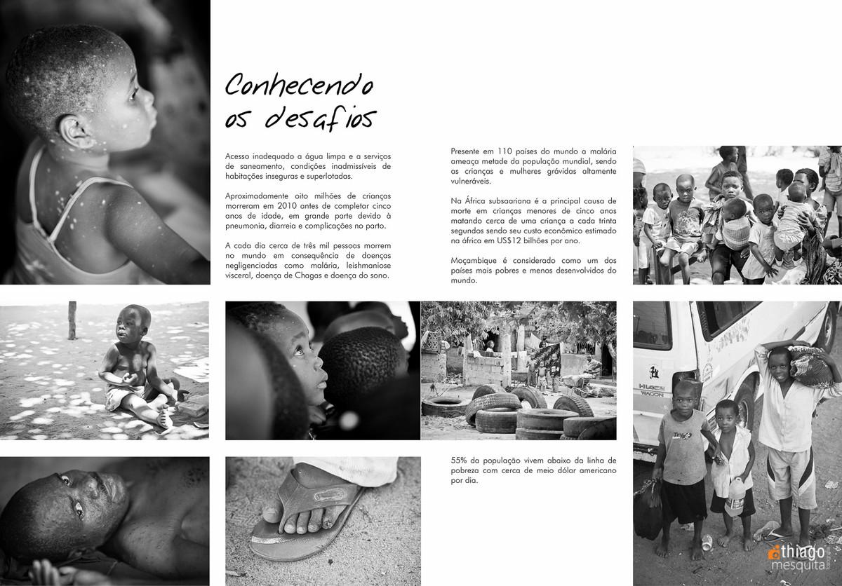 livro e projeto ong missão áfrica 2012 - conhecendo os desafios