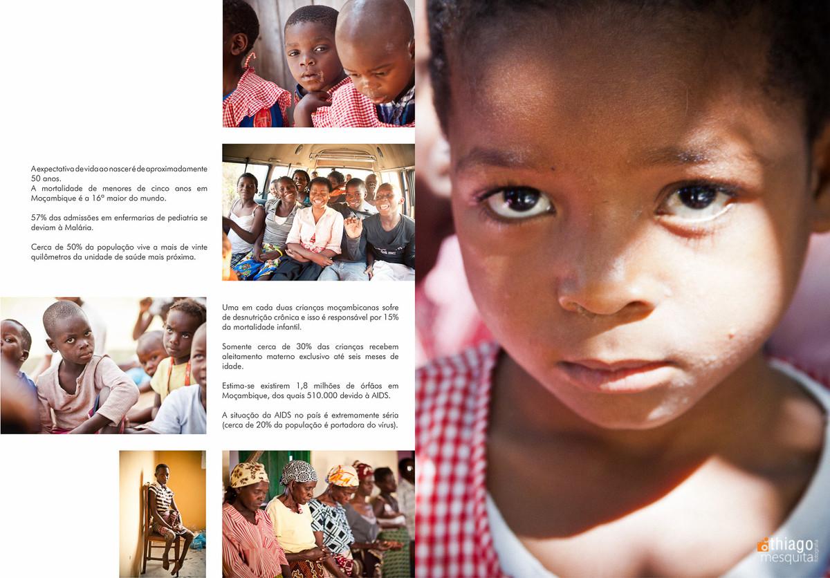 livro e projeto ong missão áfrica 2012 - realidade cruel