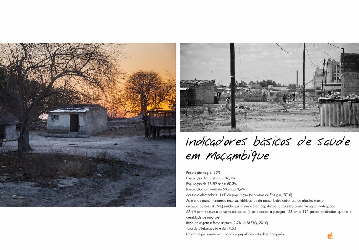 livro e projeto ong missão áfrica 2012 - indicadores