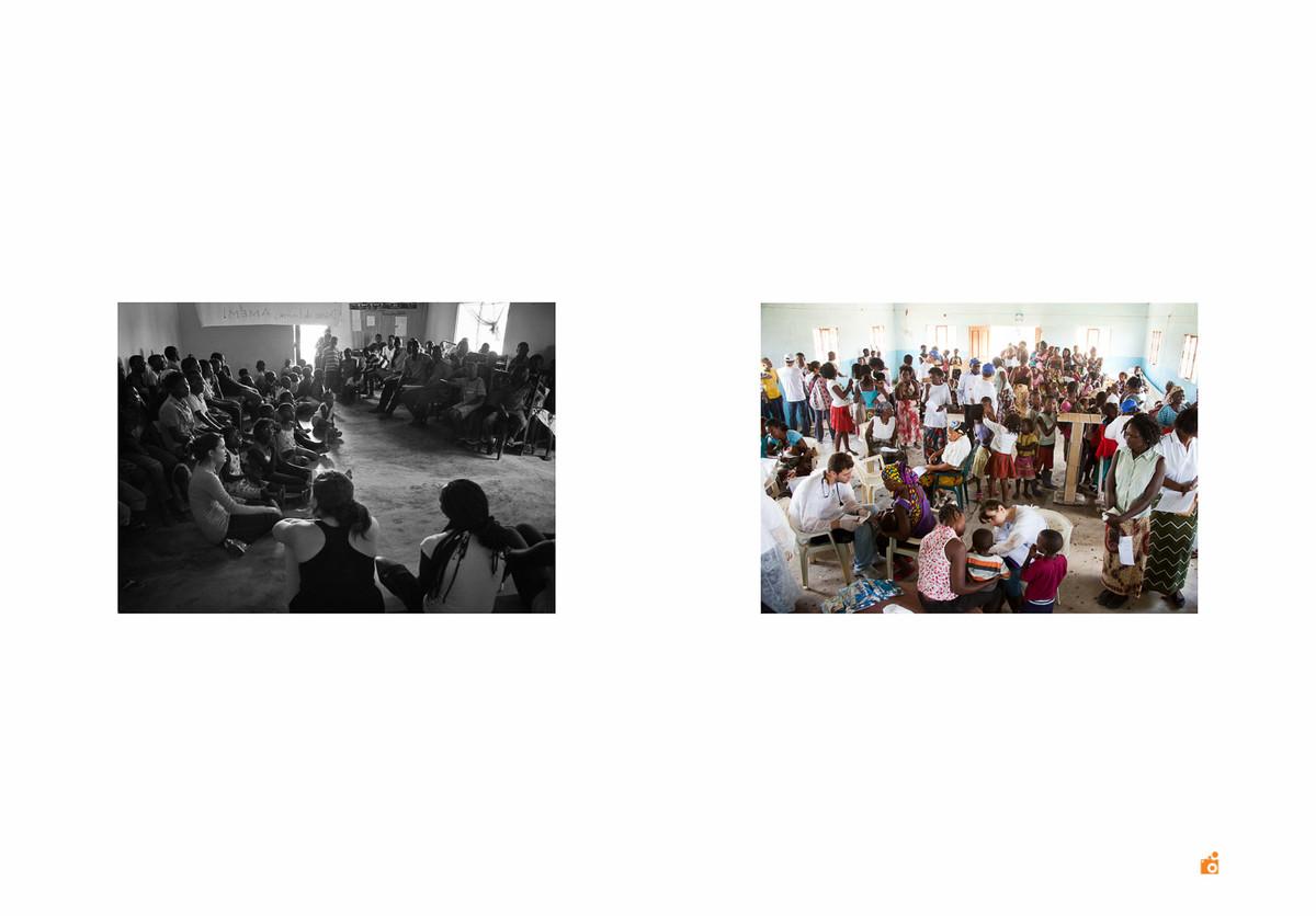 livro e projeto ong missão áfrica 2012